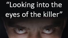 Crime documentary interview slider
