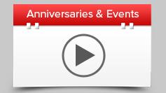 Anniversaries & Events